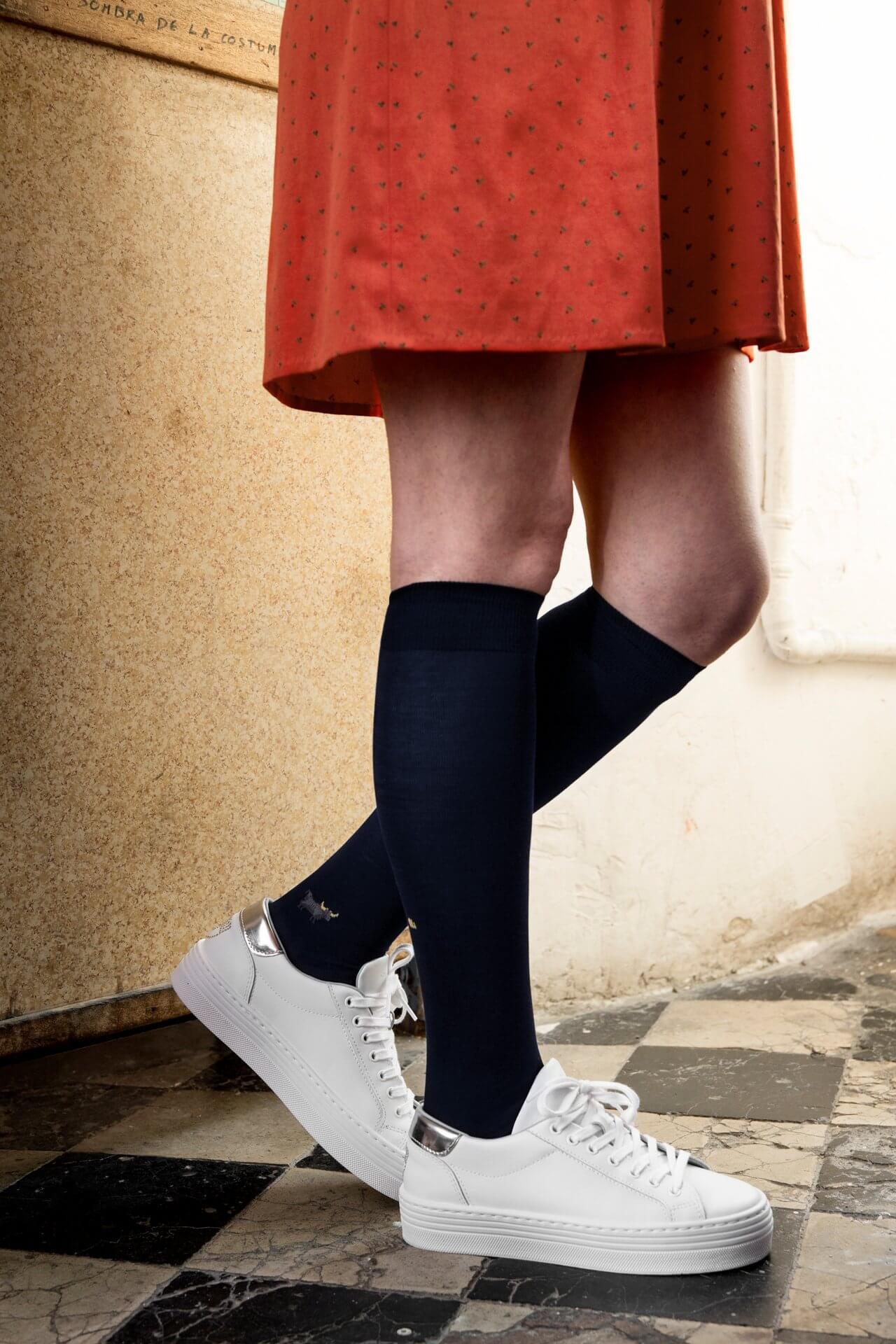 bufala socks 100% cotton