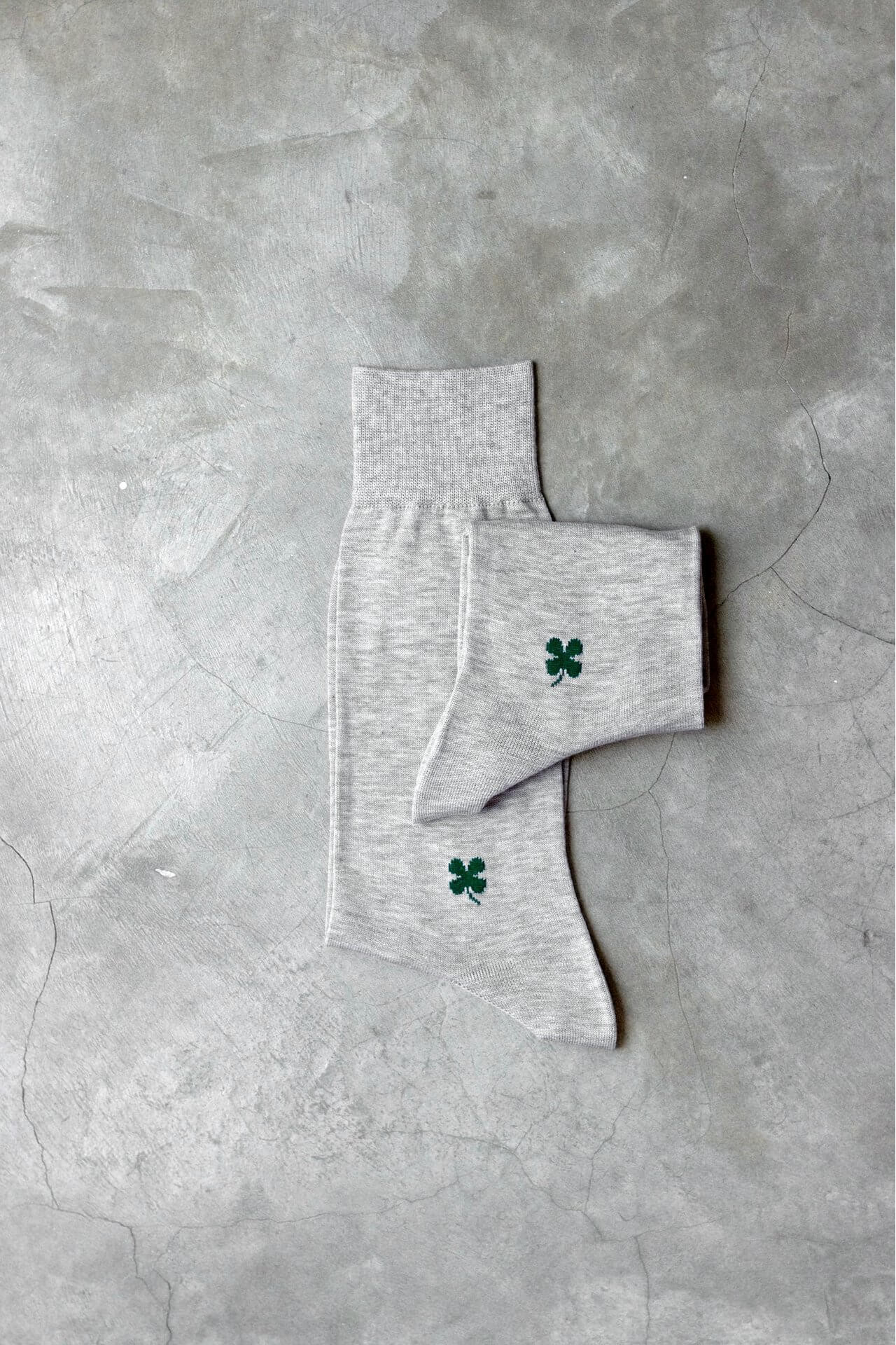 Long 100% organic cotton socks