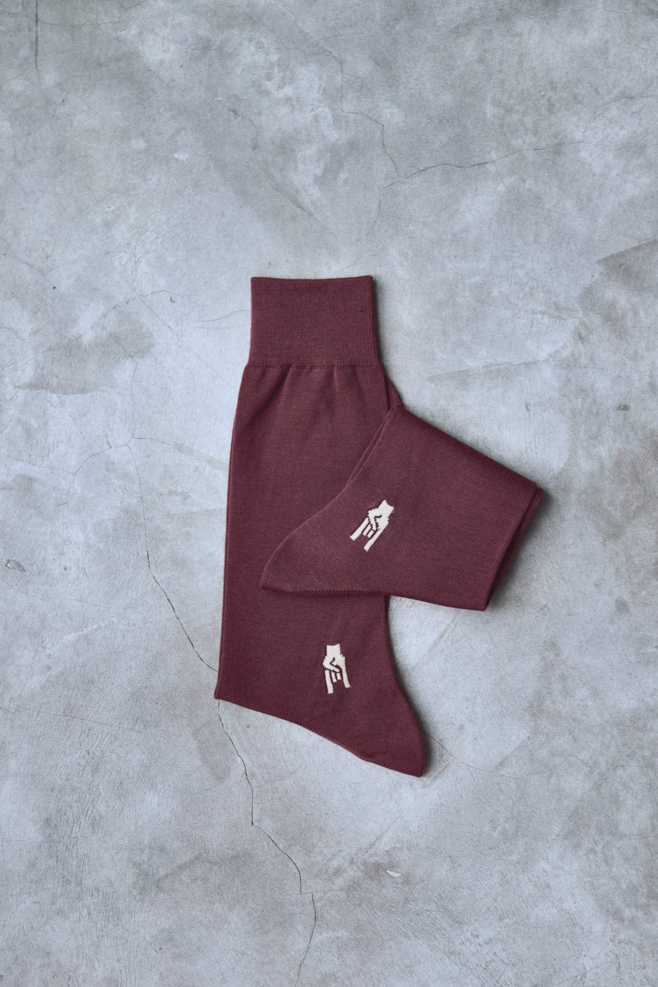 100% cotton socks