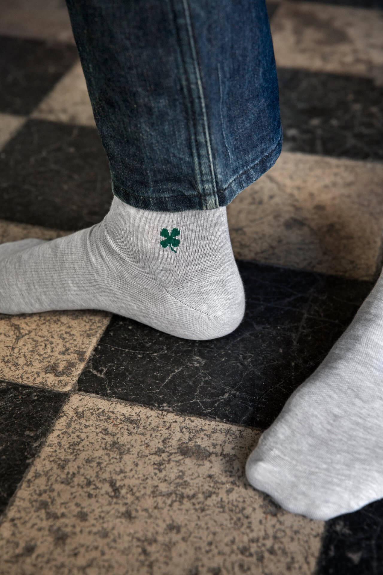 calcetines 100% algodón hechos en Barcelona